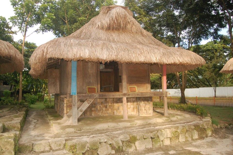 ifugao house, ifugao houses, nayon pilipino