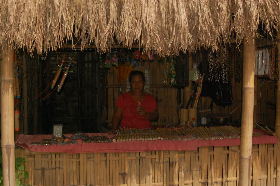 Nayong Pilipino, Souvenirs Ifugao, Souvenirs Aeta