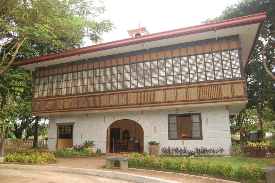 Rizal Shrine, Rizal Shrine Replica, Bahay ni Rizal, Nayong Pilipino
