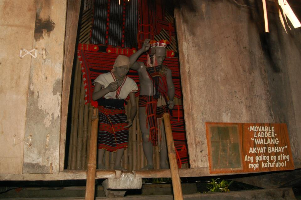 Ifugao People, Ifugao, Nayon Pilipino