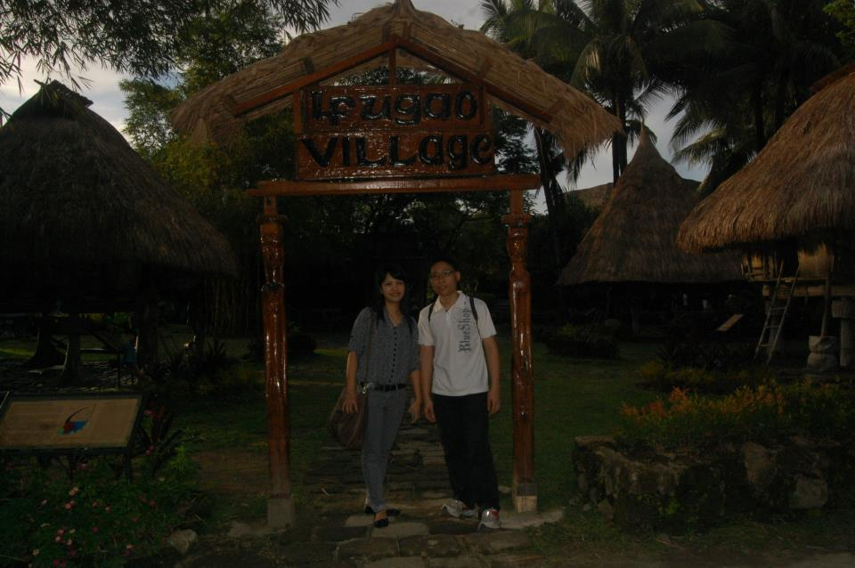 ifugao village, ifugao house, nayon pilipino