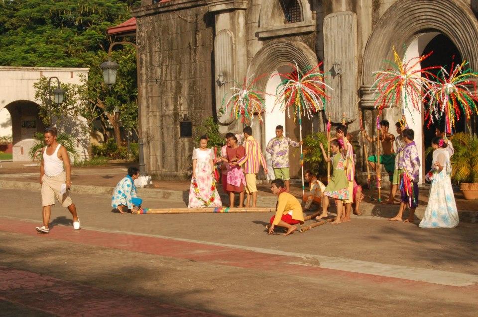 Tinikling, Nayong Pilipino, Folk Dance Philippines, Filipino Folk Dance