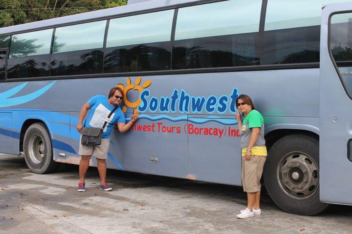 Southwest Tours, Southwest Boracay, Southwest Tour Bus Boracay, Transfer Service boracay, boracay transfer, boracay bus tours, kalibo transfer, kalibo land transfer boracay, kalibo to boracay, bus kalibo to boracay