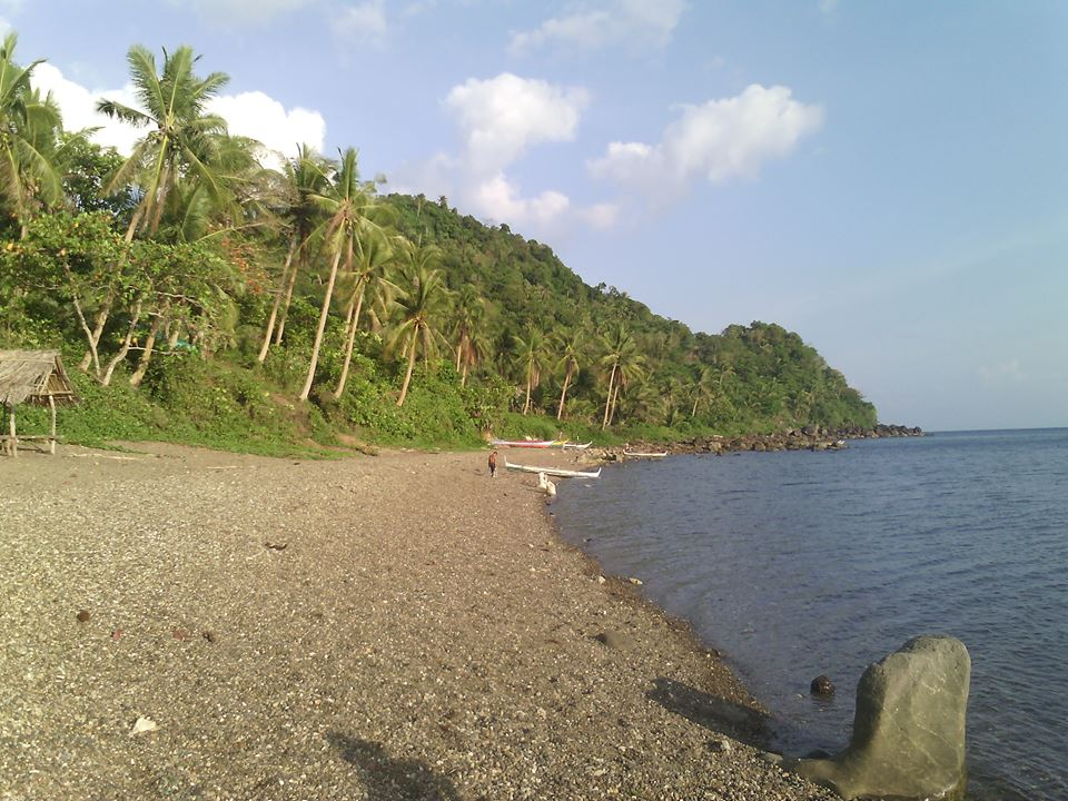 With my cousins trying to catch whatever we could find with Daruanak Island as our background, Pebbles Beach,