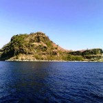 Approaching Capones Island