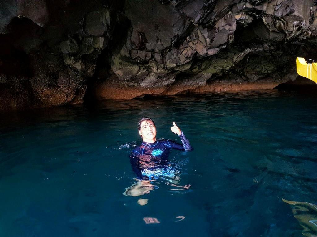 Tinalakan Cave, Tinanlakan Cave, Snorkeling Mariveles,